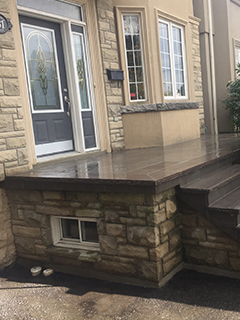 #6-2018-3-Finished stone porch and stairs-4