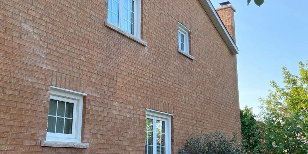 How to Restore an Exterior Brick Wall?